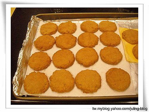 花生燕麥餅乾8
