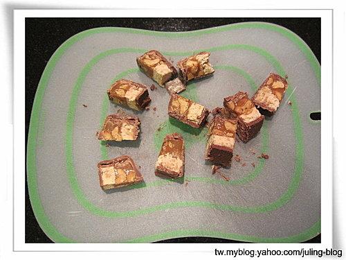 士力架夾心餅乾(candy bar cookies) 6