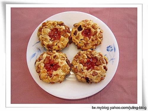 核桃果醬餅乾11