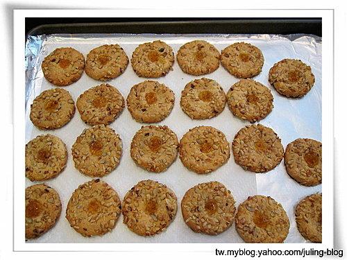 起司核桃果醬餅乾11