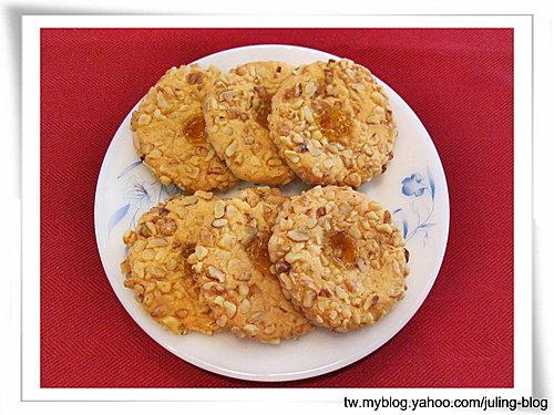 起司核桃果醬餅乾12