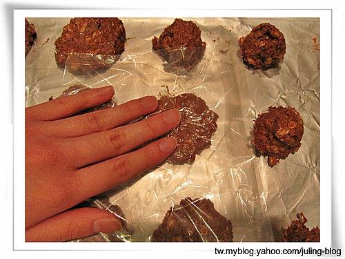 巧克力燕麥餅乾11