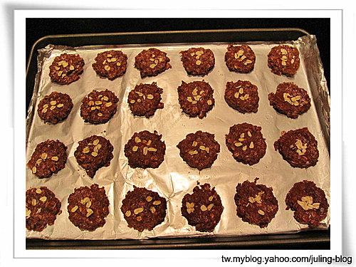 巧克力燕麥餅乾12