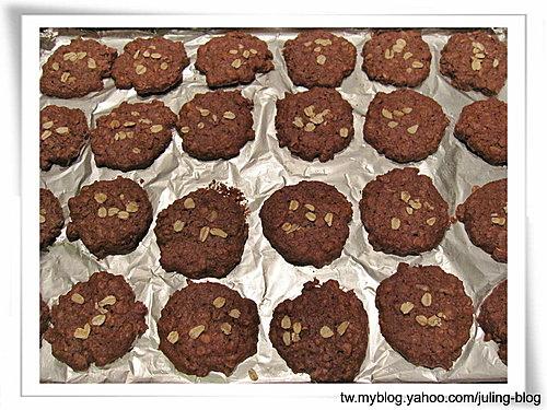 巧克力燕麥餅乾13
