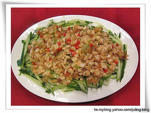 素魚香小黃瓜