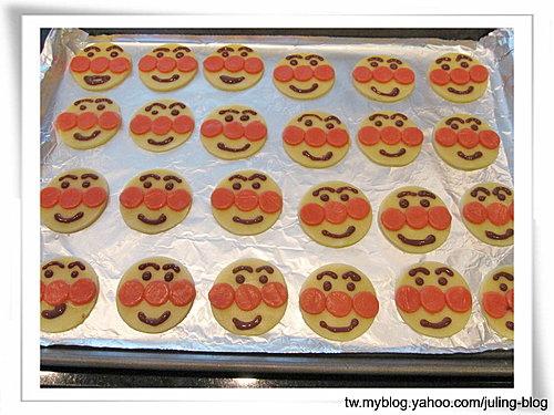 麵包超人餅乾14