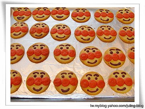 麵包超人餅乾15