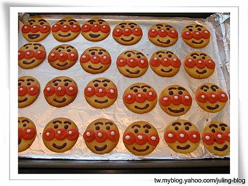 麵包超人餅乾18