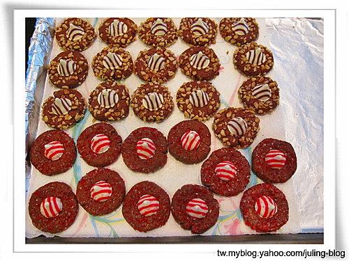 Kisses巧克力餅乾11