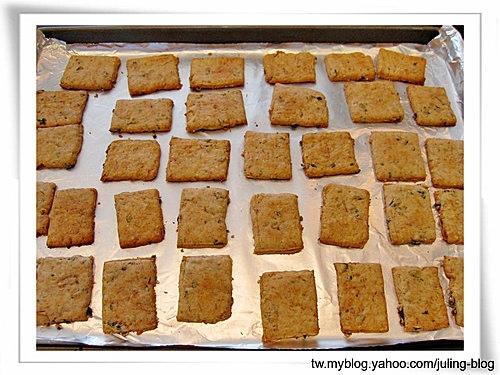 芝麻海苔肉鬆餅乾10