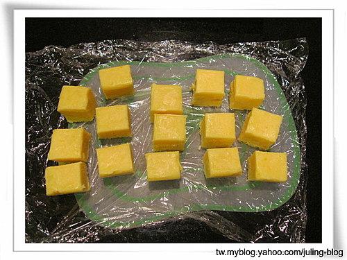 芒果巧克力磚9