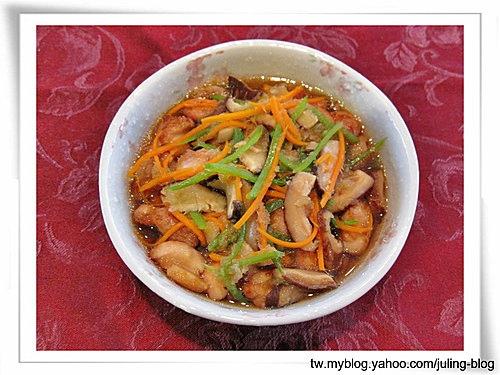 蘿蔔泥雞肉煮