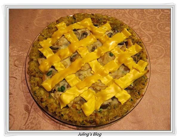 Stuffing Pie