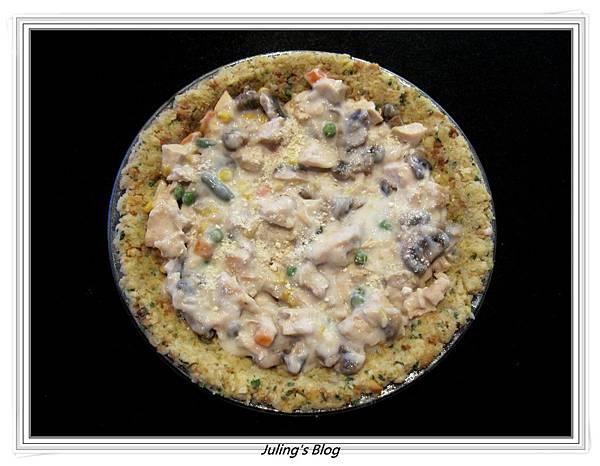 Stuffing Pie做法10