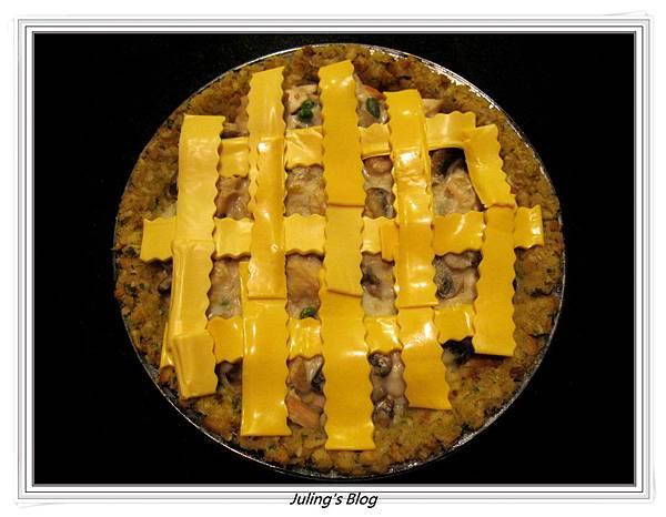 Stuffing Pie做法13