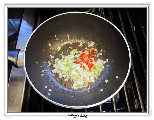 鳳梨莎莎醬大蝦做法3