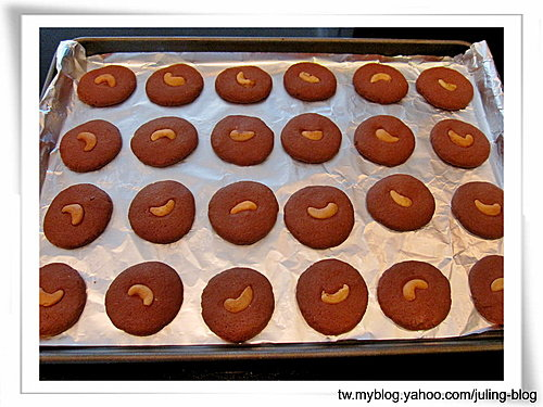 腰果巧克力脆餅8