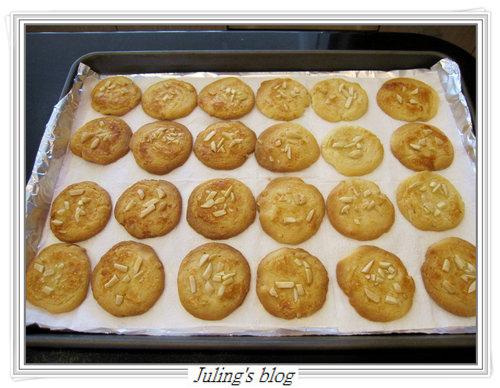 杏仁酥餅8