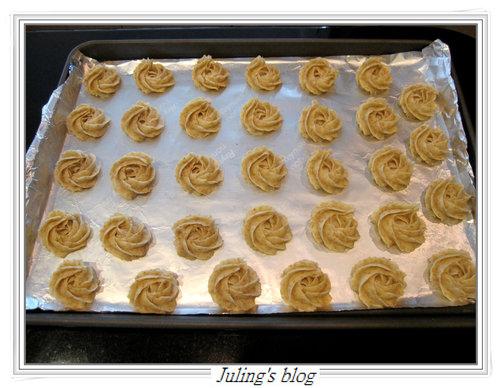 胚芽奶酥餅乾8