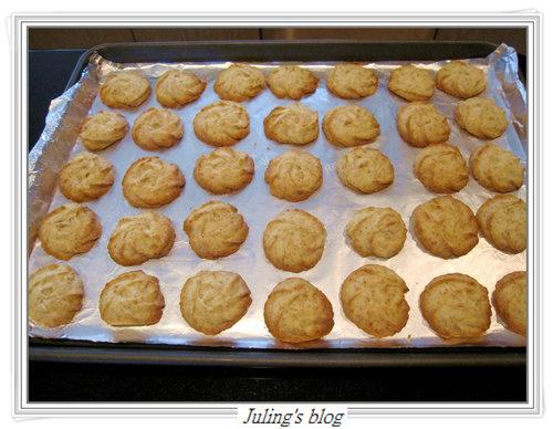 胚芽奶酥餅乾9