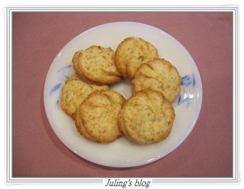 胚芽奶酥餅乾10