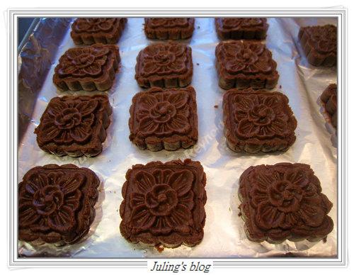 香濃巧克力餅乾9