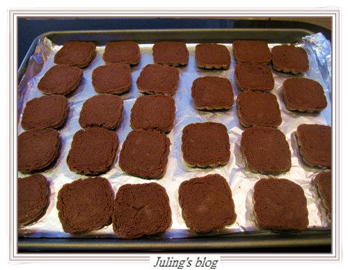 香濃巧克力餅乾11