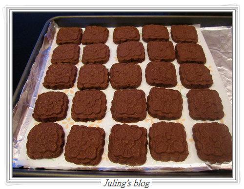 香濃巧克力餅乾12
