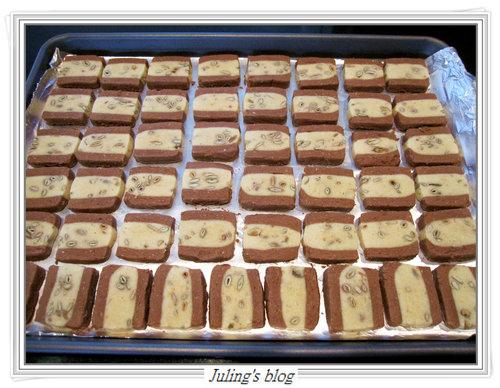 起司雙色餅乾15