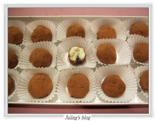 乳酪巧克力球11