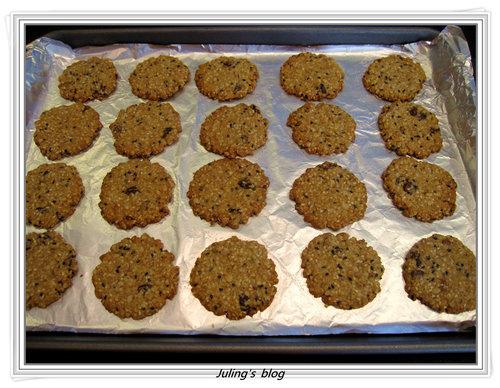 燕麥胚芽薄片餅乾6