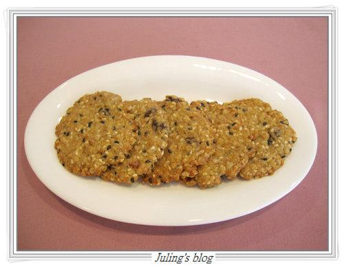 燕麥胚芽薄片餅乾8