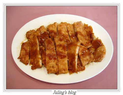 味噌腐乳豬排