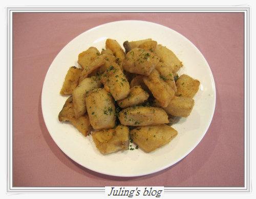 鹽酥腐乳杏鮑菇