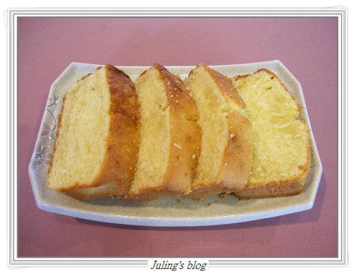 七喜檸檬蛋糕