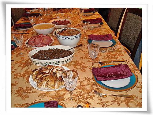 2008感恩節大餐3