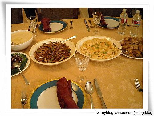 2008感恩節大餐5