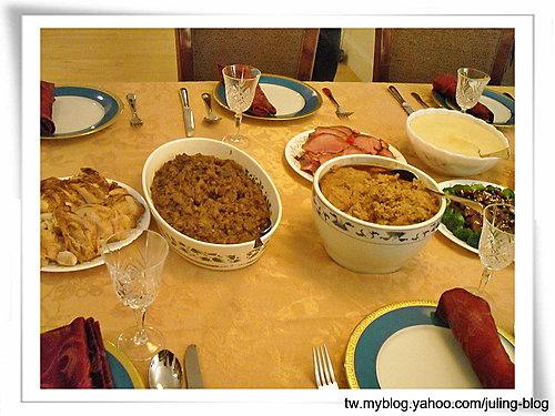 2008感恩節大餐6