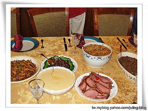 2008感恩節大餐7