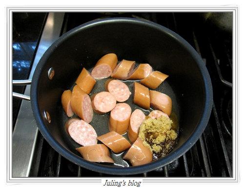 Glazed Sausage1