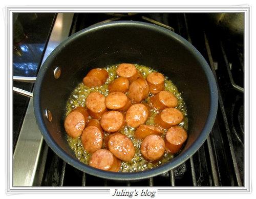 Glazed Sausage2