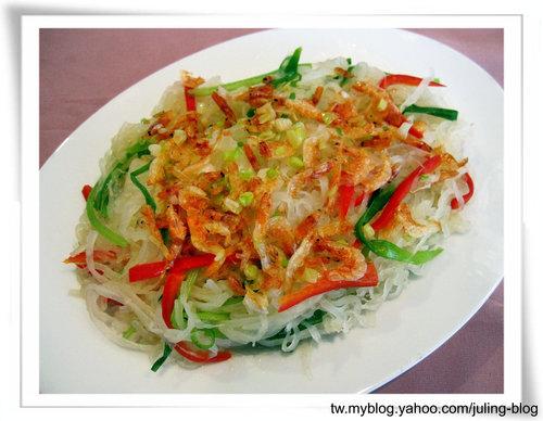 櫻花蝦炒蘿蔔絲