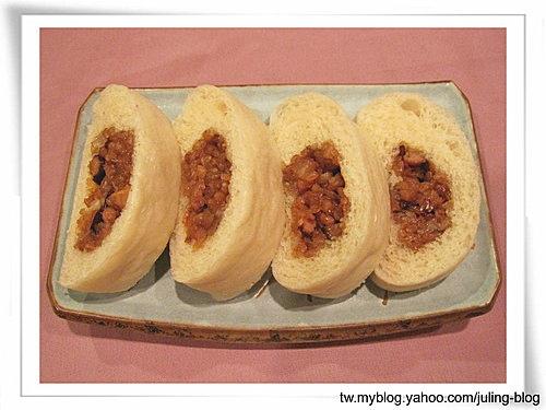 香菇糯米捲