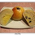 雙味奶酥麵包