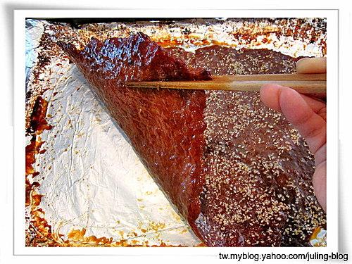 厚片芝麻蜜汁豬肉乾12