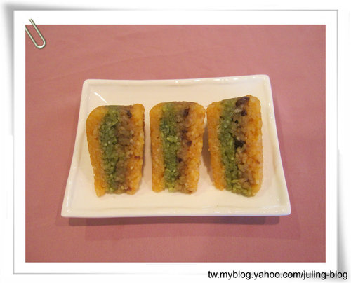 三色糯米糕16