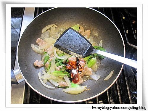 海鮮炒餅8