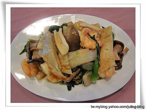 海鮮炒餅12