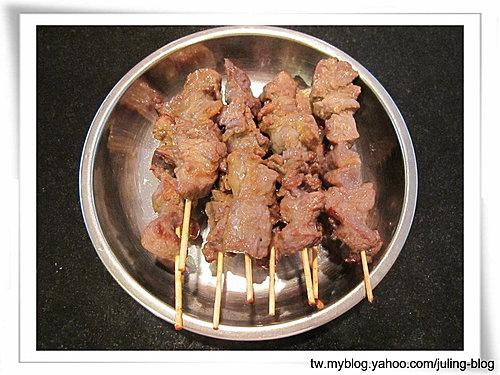 咖哩牛肉串3