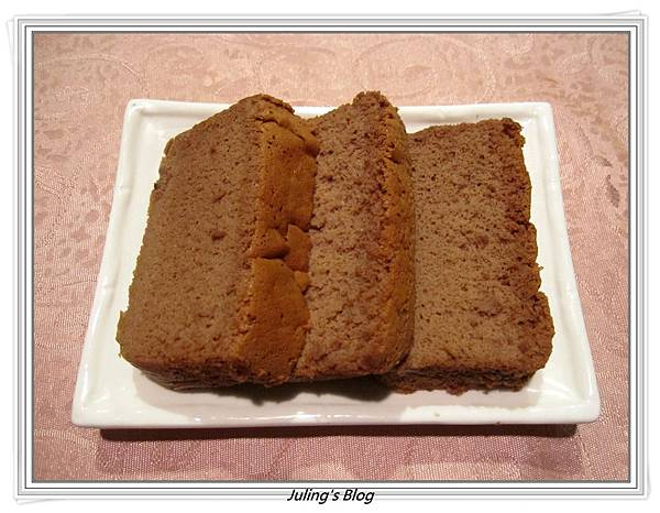 榛果巧克力醬中乳酩蛋糕